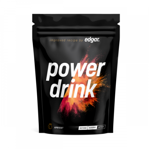 Powerdrink Apricot - Weight: 1500g