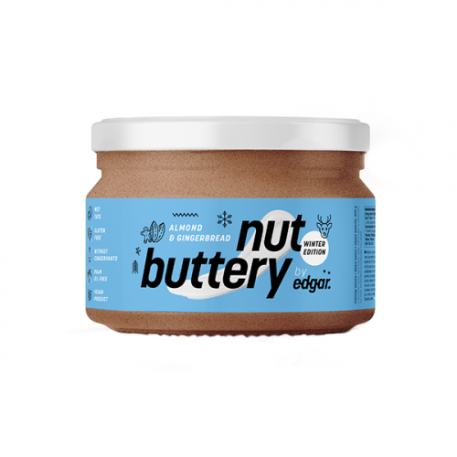 NUT BUTTERY Winter Edition - Quantity: 1x300g